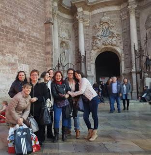 Happykedada navideña Valencia 2017