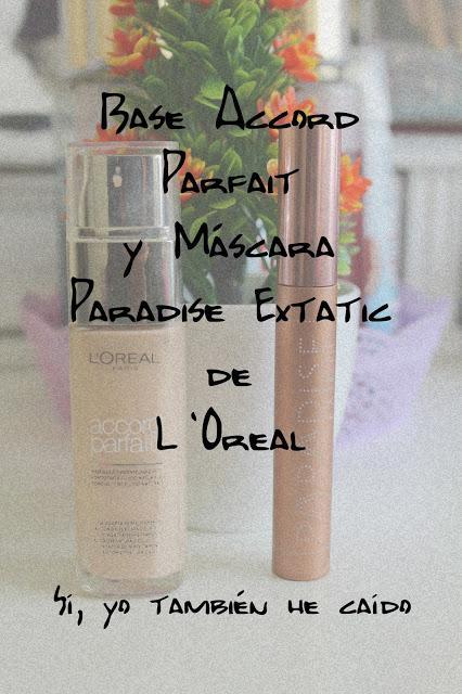Accord Parfait y Paradise Extatic // Cuando la publicidad te crea ansias