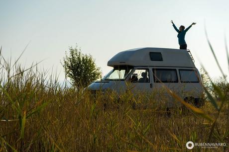¿Cómo viajar en furgoneta? Lo que necesitas saber