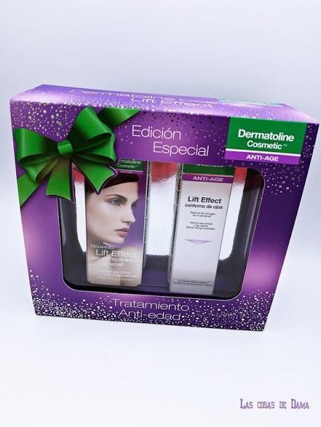 Navidad Edición Especial antiedad antiageDermatoline Lift Effect belleza skincare cudiado facial beauty farmacia regalos