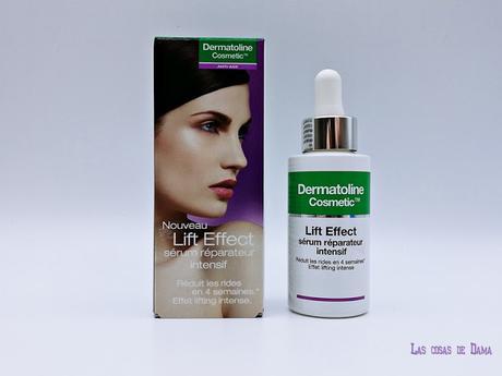 Navidad Edición Especial Dermatoline Lift Effect belleza skincare cudiado facial beauty farmacia regalos