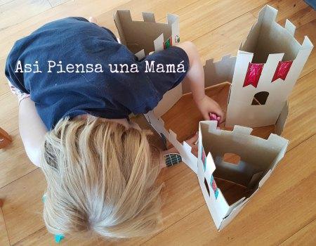 Pintar e imaginar con Magia y Cartón (con sorteo)