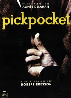 PICKPOCKET (Francia, 1959) Drama, Intriga, Policiaco