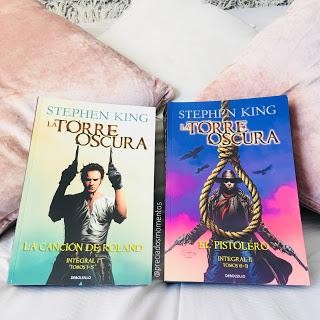 La torre oscura (version integral 1 y 2) • Stephen King || Reseña Libro