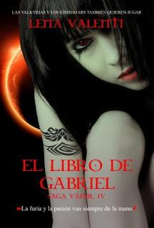 Reseña: El libro de Gabriel de Lena Valenti