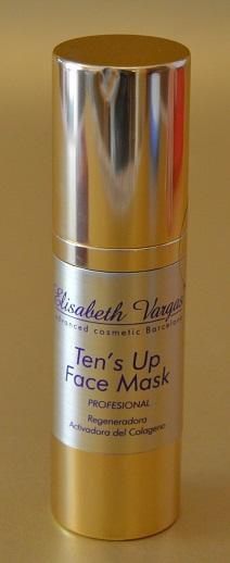 """Ten's Up Face Mask"" de ELISABETH VARGAS"