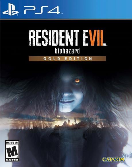 Box Art: Resident Evil 7: biohazard – Gold Edition