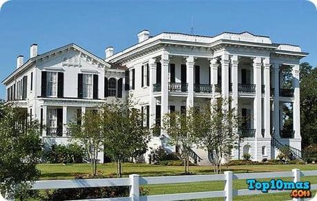 Plantación-Nottoway-top-10-casa-residenciales-mas-grandes-del-mundo
