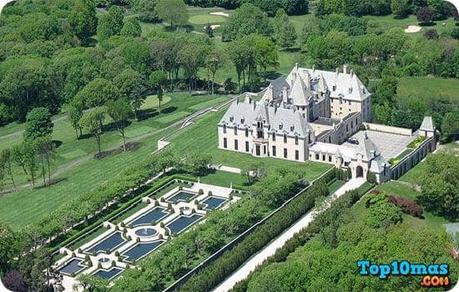 Castillo-Oheka-top-10-casa-residenciales-mas-grandes-del-mundo