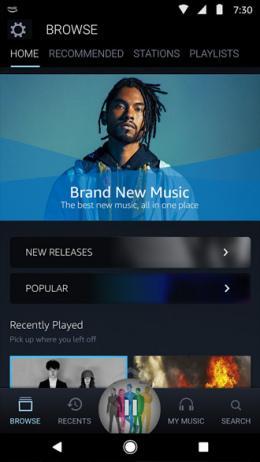 Amazon Music Unlimited, la competencia para Spotify