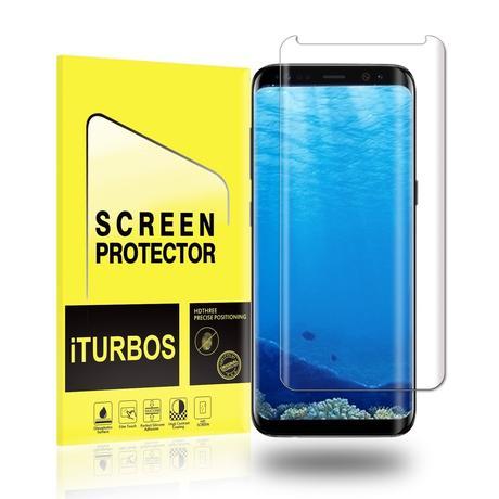 Los mejores protectores de pantalla para Samsung Galaxy S8