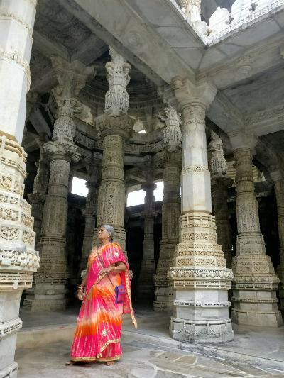 mujer-Ranakpur