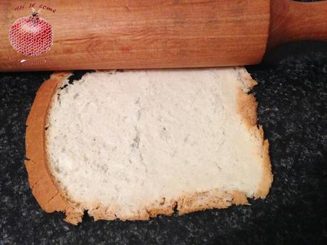 Espuma de queso crema con jamón y queso