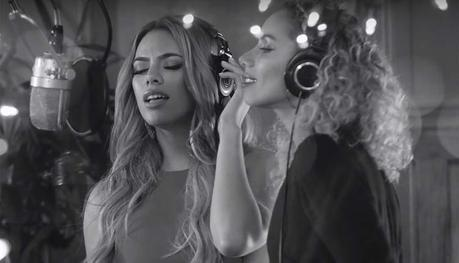 Leona Lewis y Dinah Jane