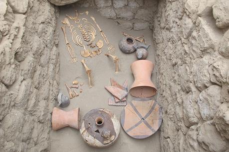 Sitio arqueológico Cerro de Oro es incluido en el World Monument Watch 2018