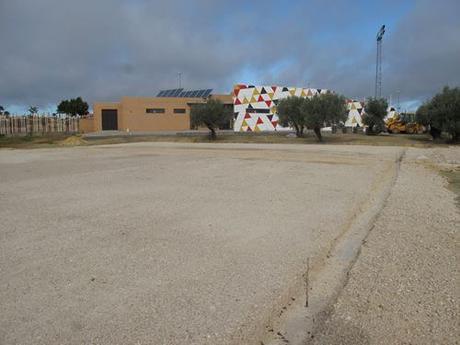 Nuevas instalaciones deportivas en Montequinto