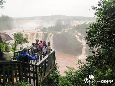 Guía para visitar las Cataratas del Iguazú (lado brasileño)
