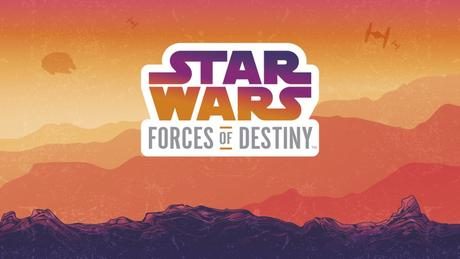 Sorteo Star Wars Forces of Destiny Día 16 #XmasDesmadreando
