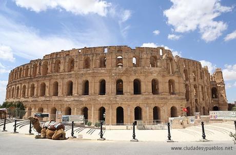 Anfiteatro_El Djem_Tunez