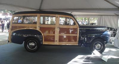 """El origen del término """"station wagon"""""""
