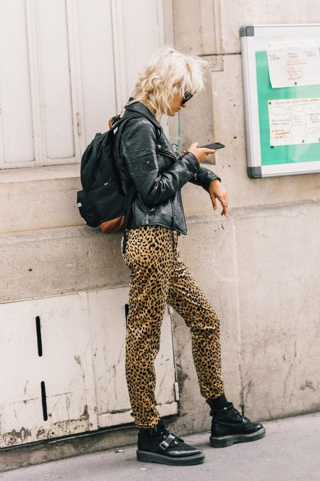 Paris SS18 Street Style IV
