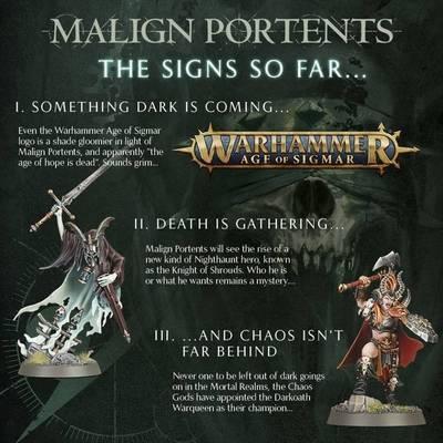Mas cosas de Malign Portents, pero no muchas