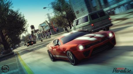[Rumor] Burnout Paradise podría volver a PlayStation 4