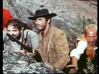FRONTERA AL SUR (Frontera al sur (Kitosch, l'uomo che veniva dal nord)) (España, Italia; 1967) Spaguetti Western