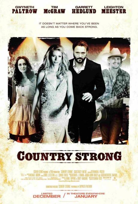 COUNTRY Y CINE: COUNTRY STRONG