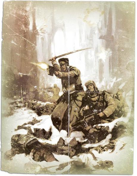 Consejos invernales y primicias navideñas en Warhammer Community