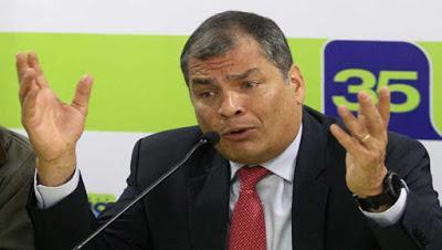 Correa: inocente sido condenado