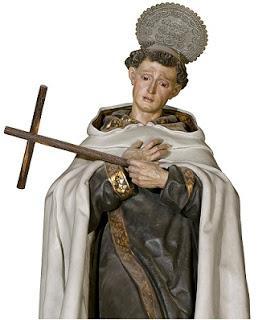 San Juan de la Cruz, Padre Nuestro.
