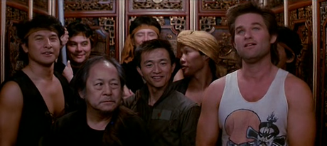Big Trouble in Little China - 1986