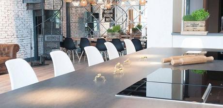Treetops estilo nórdico estilo industrial estilo brooklyn espacio gastronómico en Madrid diseño moderno decoración locales comerciales decoración escuelas decoración cocinas abiertas