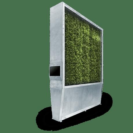 filtro natural para ciudades contaminadas