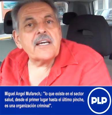 MIGUEL ÁNGEL MUFARECH PIDE CAMBIOS EN EL SECTOR SALUD…