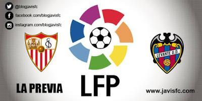 Previa Sevilla FC - Levante