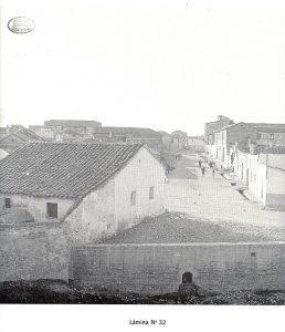 Puente Morris de Talavera de la Reina en fotos antiguas