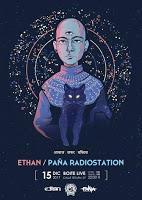Concierto Ethan y Paña Radio Station en Boite Live