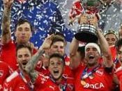 Copas está vuelta, Independiente Campeón Copa Sudamericana