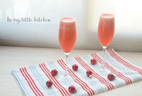 Limonada de fresa y aloe con Dietbox