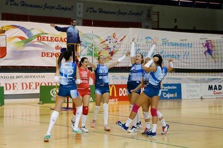 El Cajasol Juvasa busca clasificarse en la Copa de la Reina