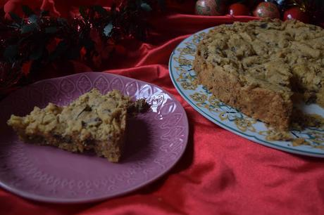 Maxi Cookie Vegana Sin Gluten