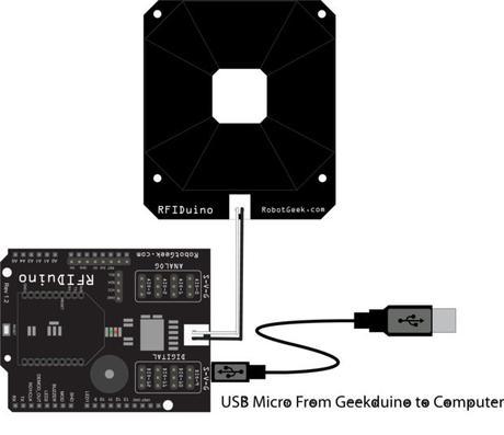 Cerradura RFID conArduino