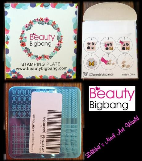 Jersey navideño con la placa BeautyBigBang 05