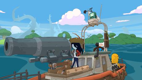 Se anuncia Hora de Aventuras: Piratas de Enchiridión