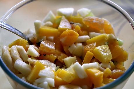 Como conservar la ensalada de fruta más fresca y por más tiempo