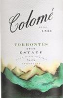 Colomé Torrontés: la variedad en su mejor y máxima expresión