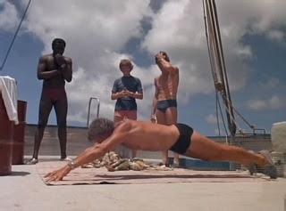 TESORO DE LOS TIBURONES, EL (Sharks' Treasure) (USA, 1975) Aventuras, Thriller