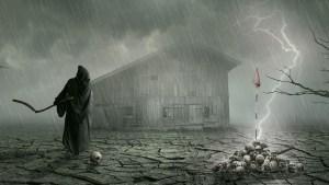 """MUERTE: ¿comienzo o fin?"" por Natalia S. Castrege"